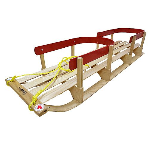 Traditional Double Up Sleigh - boxed