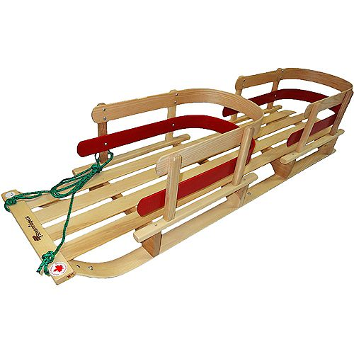 Frontier Twin Sleigh - boxed