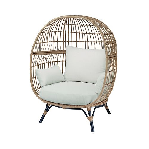 Cayman Woven Egg Patio Chair