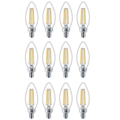B10 Candelabra Led Bulbs Light, Home Depot Canada Led Chandelier Bulbs