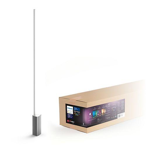 Lampe de plancher intelligente DEL Hue Signe de Philips