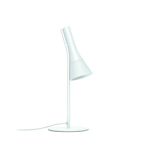 Lampe de table intelligente d'ambiance blanche/couleur Hue Ascend de Philips