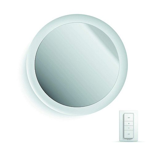 Hue White Ambiance Adore Wall Mirror Light