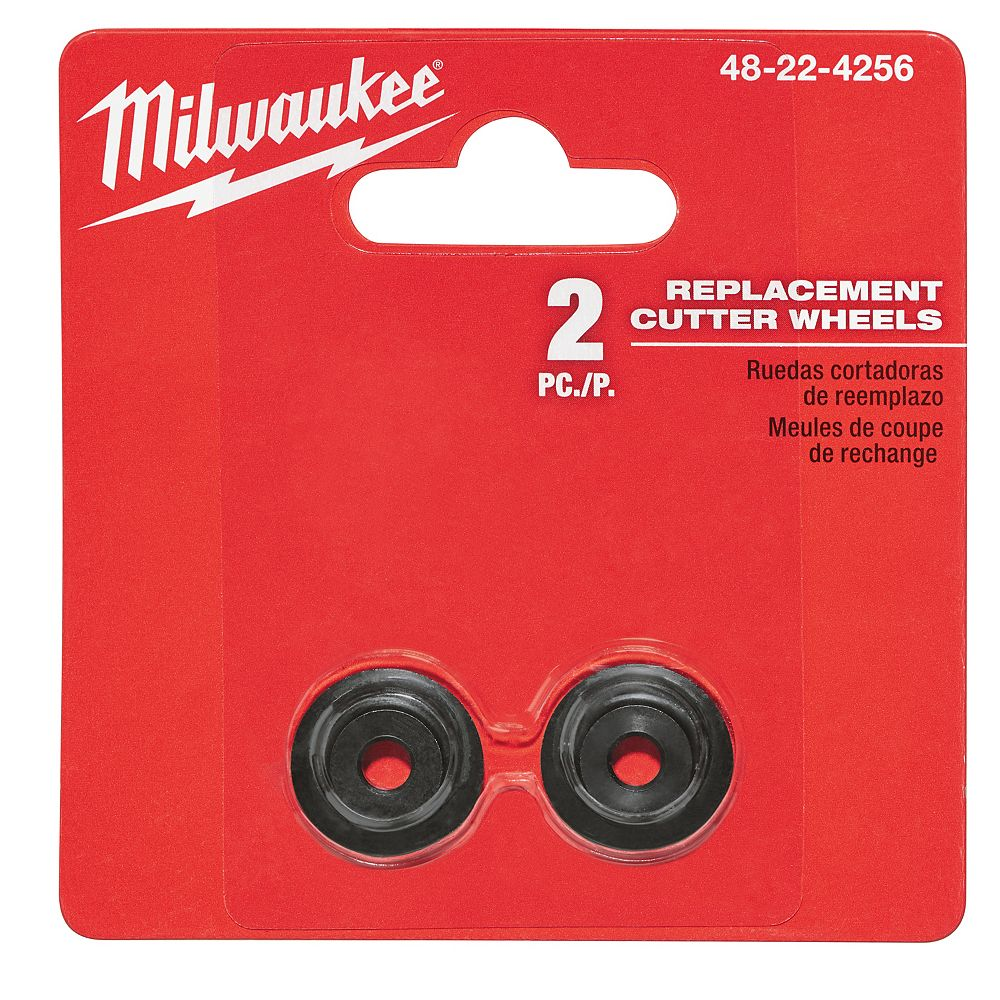 Milwaukee Tool Roues de coupe de rechange (paquet de 2)