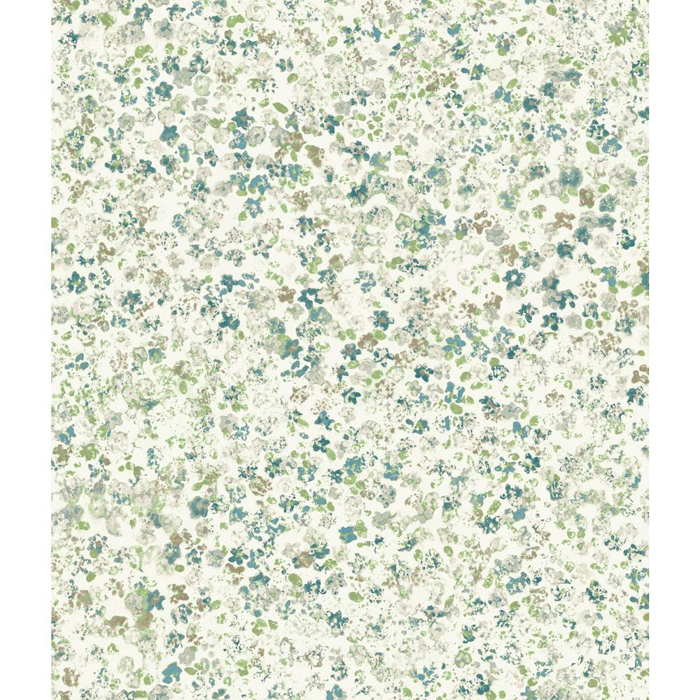 Joanna Gaines Meadow Vert Papier Peint