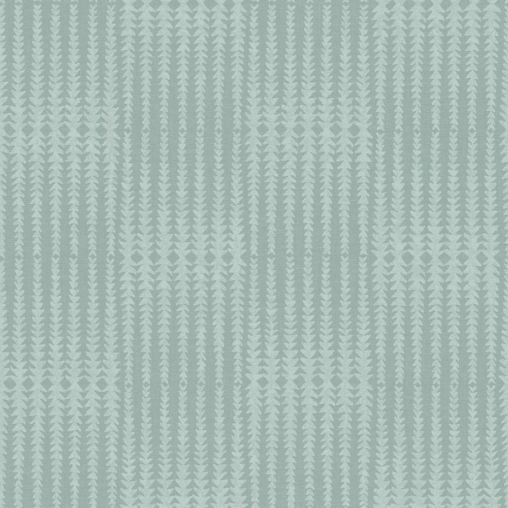 Joanna Gaines Vantage Point Bleu Papier Peint