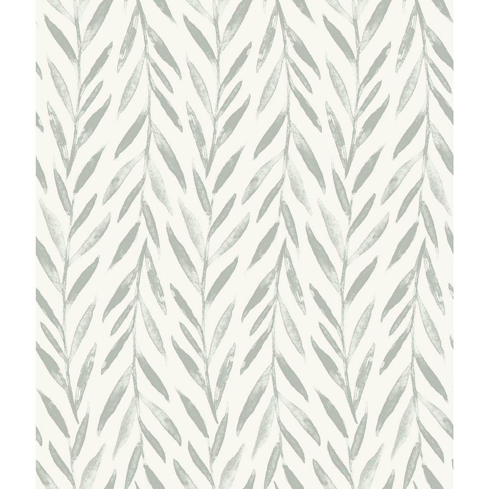 Joanna Gaines Willow Grey Wallpaper