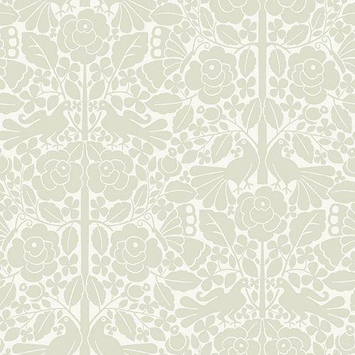 Joanna Gaines Fairy Tales Beige Wallpaper
