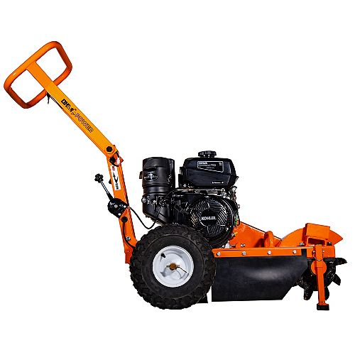 Detail K2 DK2 Power Kohler 14 HP Stump Grinder Commercial Frame