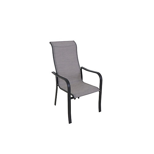Greyhurst Steel Sling Patio Dining Chair (Set of 2)
