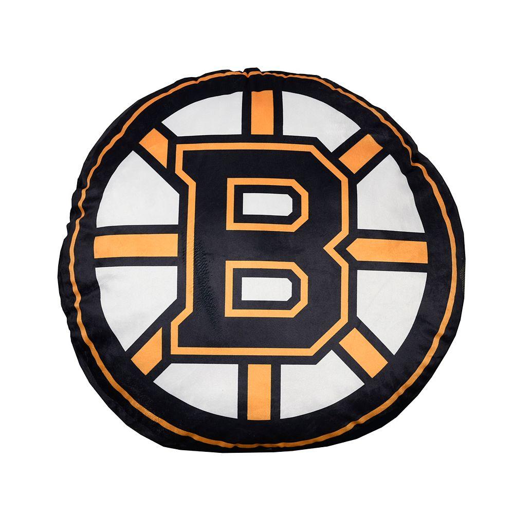 NHL Coussin géant avec emblème - Bruins de Boston
