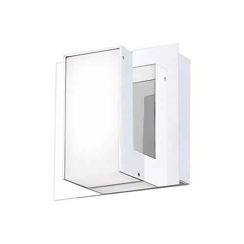 Eurofase Delrosa 1-Light LED Chrome Wall Sconce
