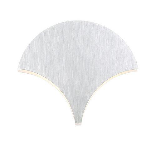 Applique murale Carlaw en feston à DEL en aluminium