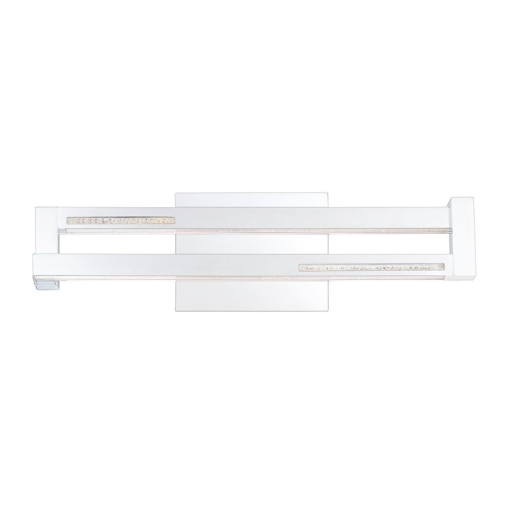 Eurofase Clinton Architectural LED Small Linear Vanity Bathbar