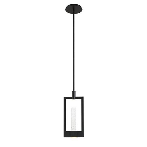 Eurofase Hanson Black Up and Down Light LED Pendant
