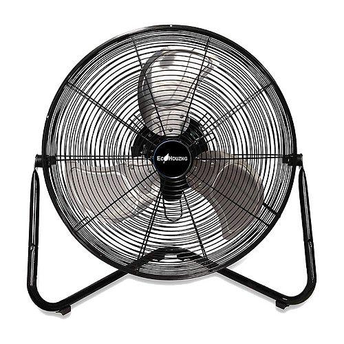 20-inch Dia. High Velocity Floor Fan
