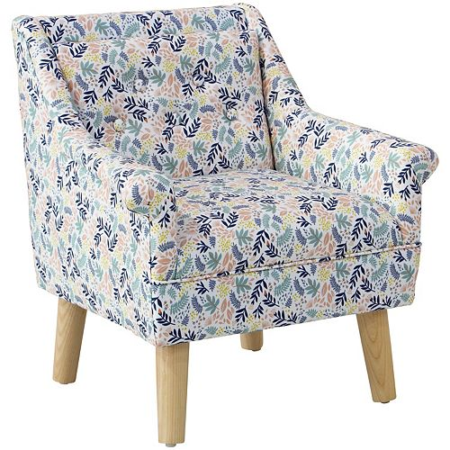 Skyline Furniture Kids Chair in Scando Multi