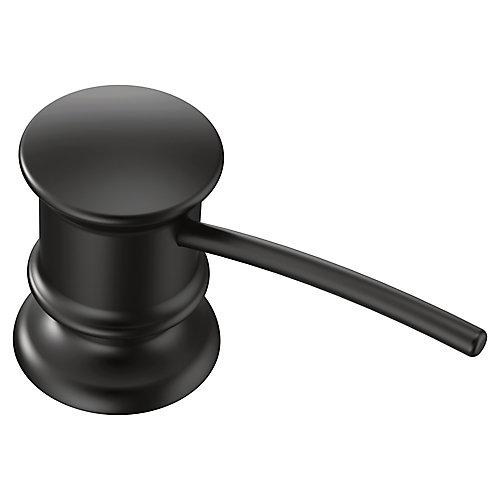 Soap/Lotion Dispenser in Matte Black