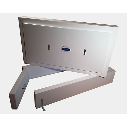 Standard Pull Down Ladder Cover R-38