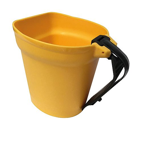 A. Richard Paint Pail with Adjustable Handle and Magnetic Brush Holder