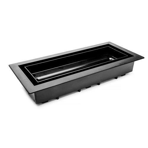 Aria Lite 3 inch X10 inch Black