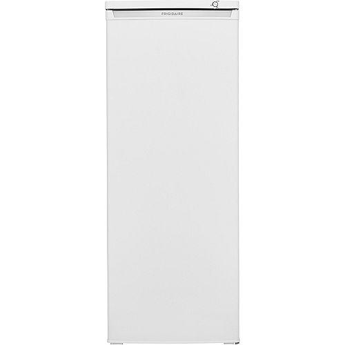 6 cu. ft. Upright Freezer in White