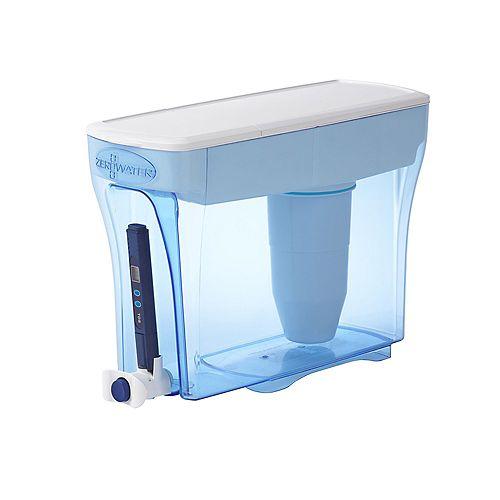 Distributeur d'eau de 30 verres