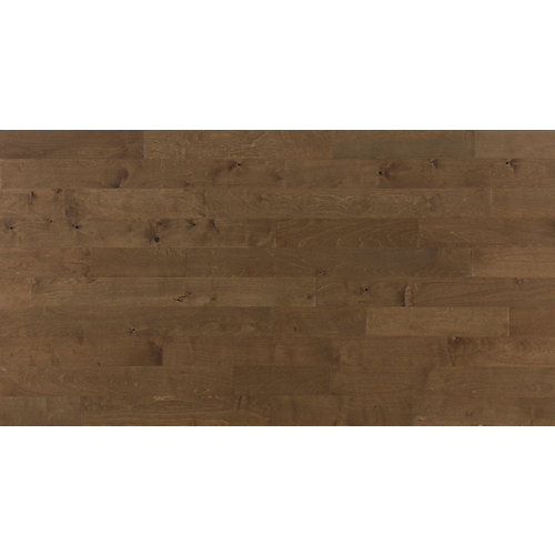 Premium Kapas Asian Maple 12mm x 5-inch Engineered Hardwood Flooring with HDF core (25.83 sq. ft./case)