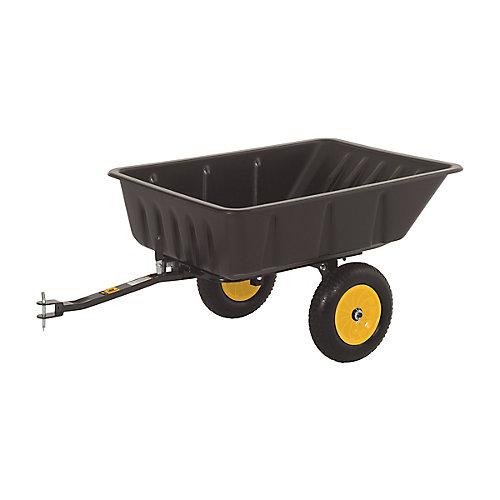 Remorque tractable pour pelouse et jardin LG7