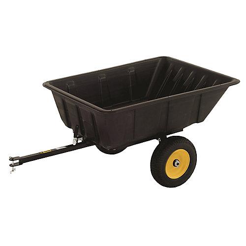 Remorque  tractable pour pelouse et jardin LG900