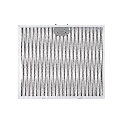 Aluminum replacement filters for Broan Elite EI5936SS island range hood