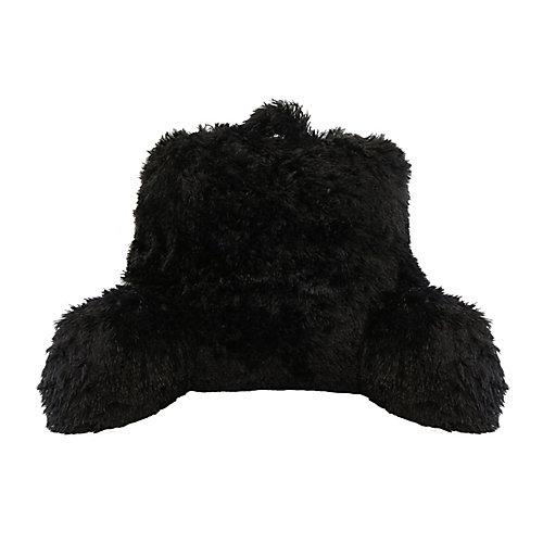 Appui-dos Shaggy, noir, 76,2 cm x 40,6 cm x 45,7 cm
