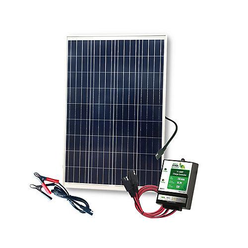 Kit solaire complet 100 W haute puissance