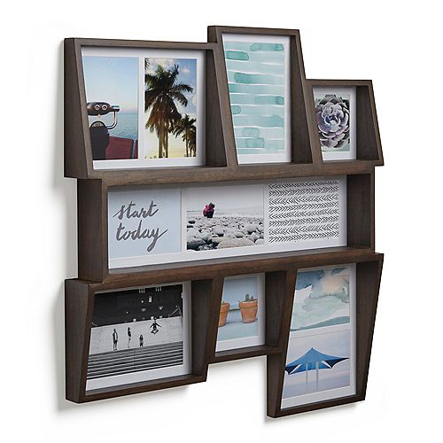 Edge Multi Frame. Cadre Photo Multivues Edge