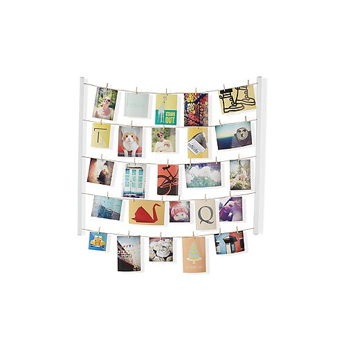 Hangit.  Pêle-Mêle Mural Hangit, Pour Environ 40 Photos