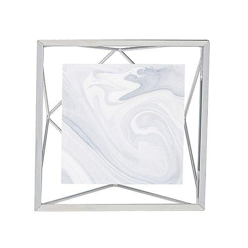 Prisma. Cadre Photo Filaire En Métal Entre Deux-Verres Prisma.