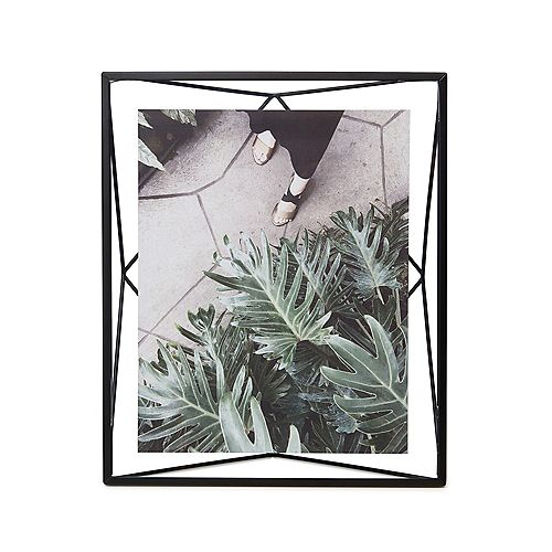 Prisma Cadre Photo Filaire En Métal Entre Deux-Verres Pour 1 Photo 20X25Cm
