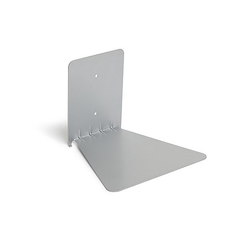 Conceal Shelf Small Silver, Set of 3