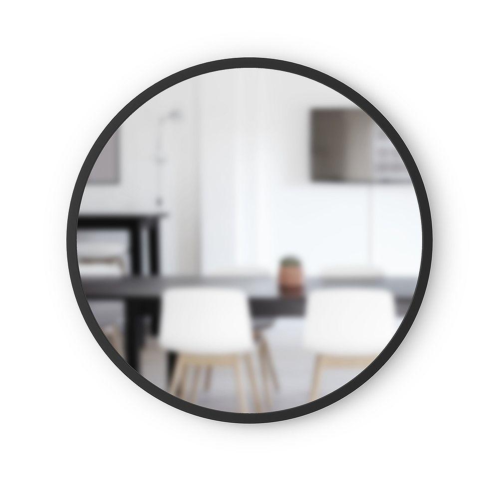 Umbra Hub Mirror 24 Black