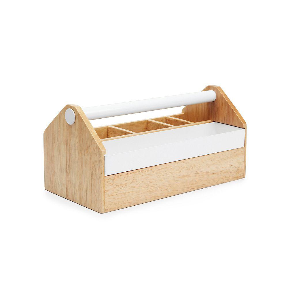 Umbra Toto Medium Box White/Natural