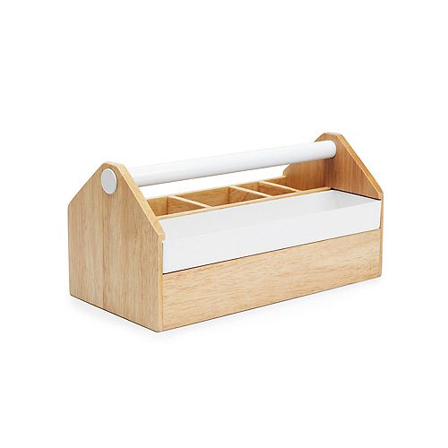 Toto Medium Box White/Natural