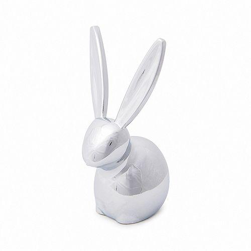 Zoola Bunny Ring Holder Chrome