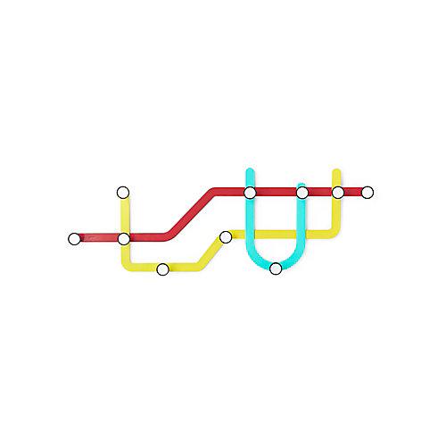Subway Multi Hook Multi