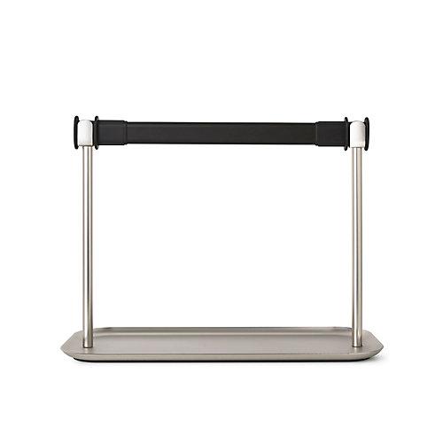 Limbo Tray. Porte Essuie-Tout Limbo Avec Plateau De Rangement.