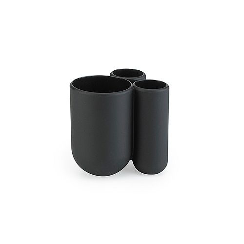 Touch Toothbrush Holder Black
