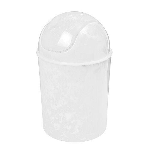 Mini Can 1.25G Onyx Blanc