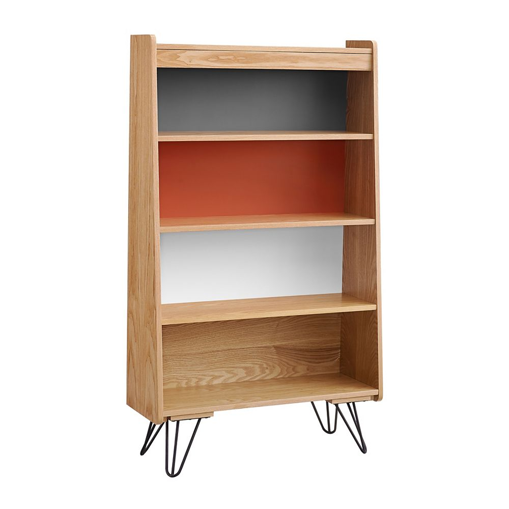 Linon Home Decor Clay Bookcase