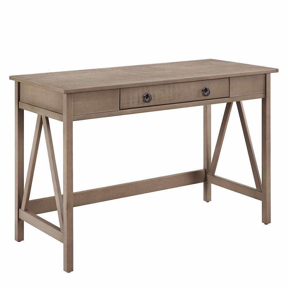 Linon Home Decor Driftwood Desk
