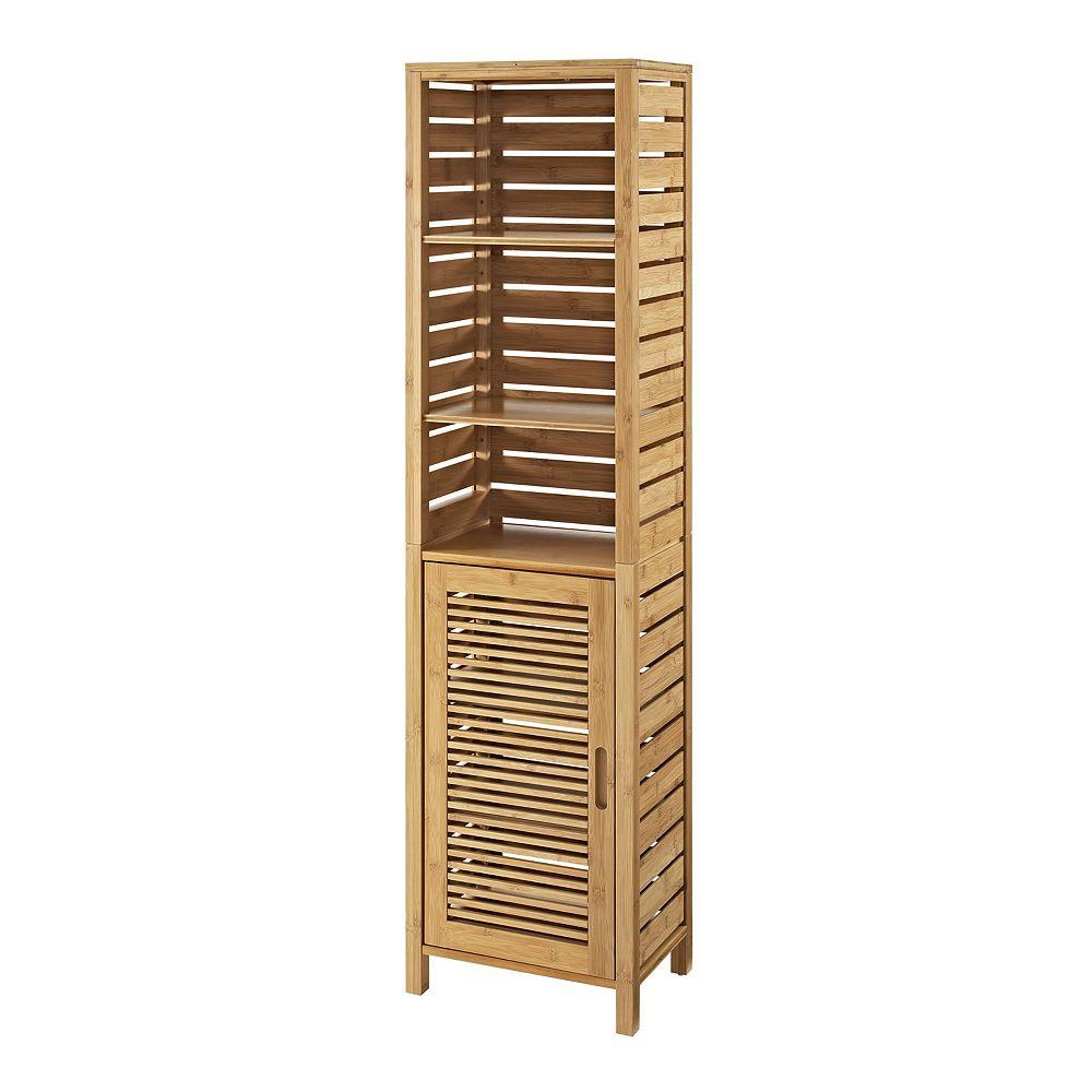 Linon Home Decor Tall Cabinet
