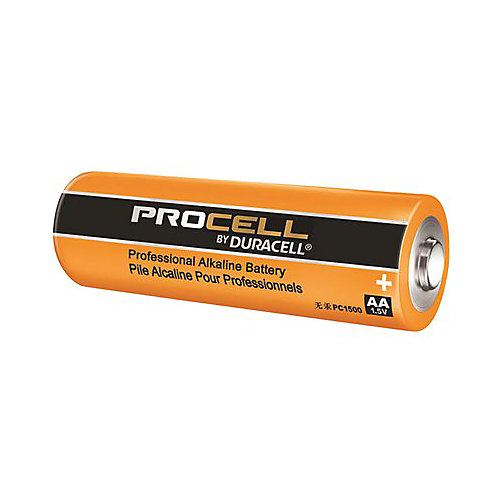 Procell Alcaline De Duracell, Pile De 1,5 Volt, Paquet De 4